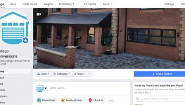 Garage Conversions Facebook Page