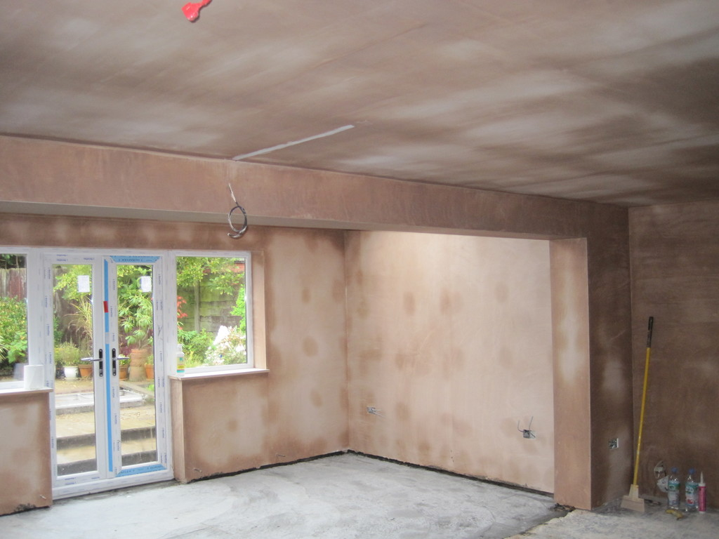 Garage Conversions Plastering